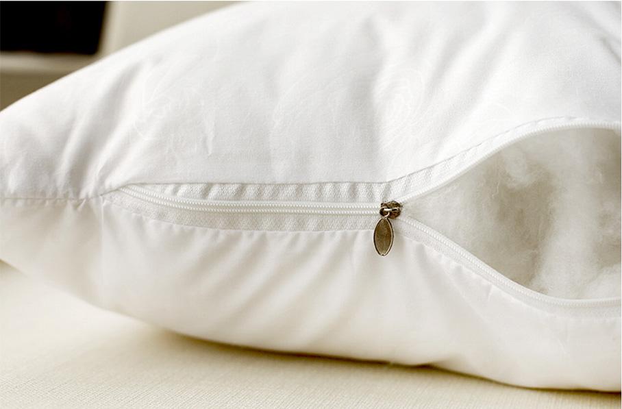 变色龙定制 亚麻午睡办公室抱枕
